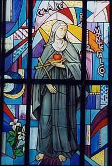 St. Clare of Montefalco
