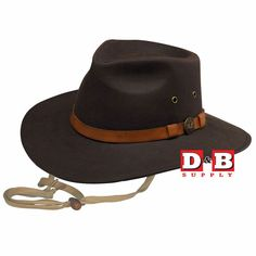 70e9202851a Outback Trading Kodiak Brown Oilskin Outback Hat - Outback Trading Hats  Outback Trading Kodiak Hat Oilskin hats take on unpredictable weather from  sun up to ...