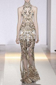 qivenchic:  Zuhair Murad Haute Couture SS13