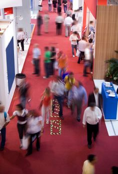 Ten tips for new trade show exhibitors.