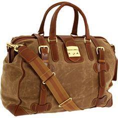 Mulholland Brothers - Safari Weekend Bag
