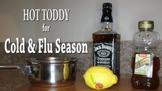 https://youtu.be/oTFRizMTPyU    Yes, the old timers, in days gone by, used to use Whiskey for treatment of a sore throat. The Bourbon Cough Syrup Recipe, as it was sometimes called, was a sure-fire way to combat a cold, sore throat, coughing, and so forth. Wait until you hear how easy it is to make: all you need is honey, lemon, water and some Bourbon.