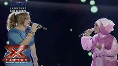 FATIN FT. MELANIE AMARO - THE WORLD'S GREATEST - X Factor Around The World