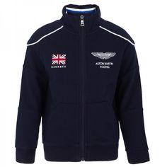 Hackett Navy Aston Martin Jacket at alexandalexa.com