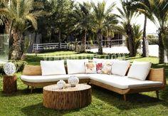 Modern Bahçe Mobilyaları Modo Concept