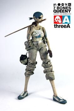 Another awesome Ashley Wood figure