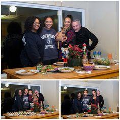 Monza family | Christmas Eve | San Luis Obispo Lifestyle Photographer