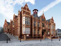 Merthyr Old Town Hall