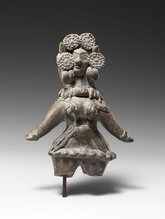 Standing Female Deity
