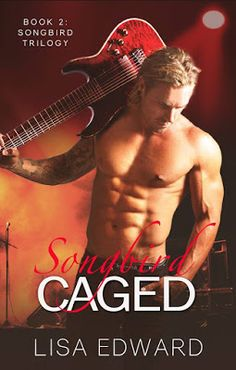 Marebare's Book Shelf » COVER RE-DESIGN: Songbird Caged (Songbird Trilogy Book 2) by: Lisa Edwards