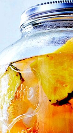Trisha Yearwood's Pineapple Iced Tea ❊