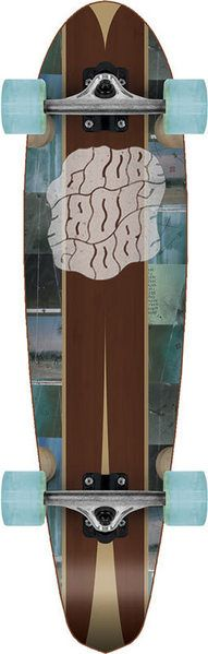 "Chronicle Bamboo Cruiser (35.25"" x 8.75"") picture"