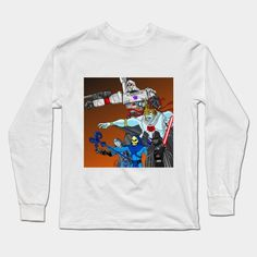 They Are Really Evil Long Sleeve T-Shirt
