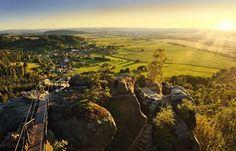 Czech Republic - Böhmisches Paradies – UNESCO-Geopark