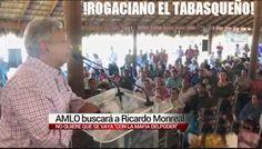 Blog de palma2mex : AMLO buscará a Monreal ¡Para que no se vaya!