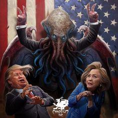 Cthulhu for president