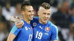 V tejto základnej zostave nastúpi Slovensko na zápas v Ľubľane