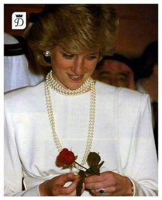 May 6, 1986: Princess Diana at the expo '86 Exhibition in Vancouver, Canada.