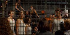 New #Allegiant still! Divergent Fandom, Divergent Trilogy, Divergent Insurgent Allegiant, Veronica Roth, Shailene Woodley, Tobias, Behind The Scenes, Fandoms, Author