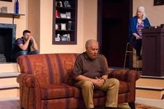 Family drama is the norm for the Wyeths in SCT's production of Other Desert Cities, Cities, The Past, Drama, Home Decor, Homemade Home Decor, City, Dramas, Decoration Home, Interior Decorating
