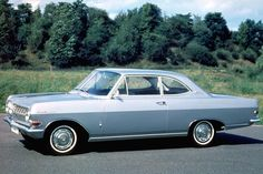 Opel Rekord A Coupe 1963 Maintenance/restoration of old/vintage vehicles: the material for new cogs/casters/gears/pads could be cast polyamide which I (Cast polyamide) can produce. My contact: tatjana.alic@windowslive.com