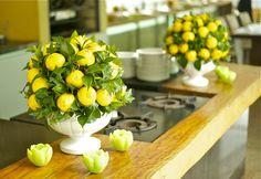 arranjo de limão siciliano - Pesquisa Google