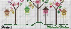 Cross stitch part 2