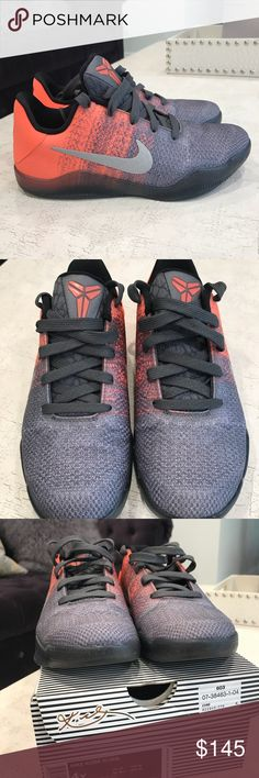 Sneekers Brand new NIKE KOBE XI. Never been worn or taken out of box, only to try on. They were a gift and not much my style. Great for someone who loves sneakers. Nike Shoes Athletic Shoes