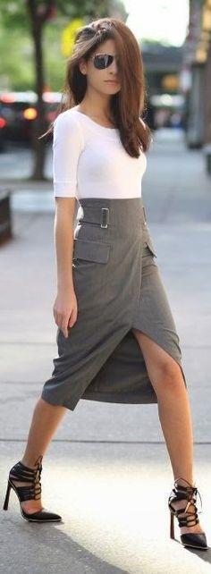 That skirt