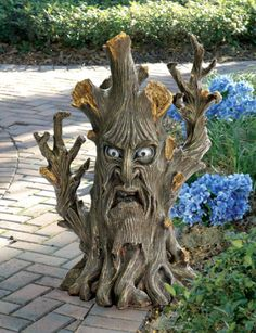 Lawn Ornaments Or Automotive Outsider >> 97 Best Tacky Yard Decor Images In 2018 Garden Art Garden