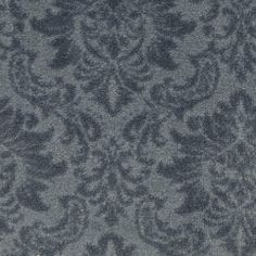 Runner 2.5'x9' Chateau Stately Blue Indoor Cut Pile Pattern Area Rug for Home with Premium BOUND Polyester Edges. Koeckritz,http://www.amazon.com/dp/B00IFIPYGY/ref=cm_sw_r_pi_dp_laZttb15NAC89Q3M