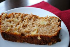 Apple Cinnamon Bread- make the night before, refrigerate, and pop in the oven for a warm breakfast bread. @shugarysweets