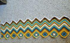 plus 3 crochet: grannies & ripples