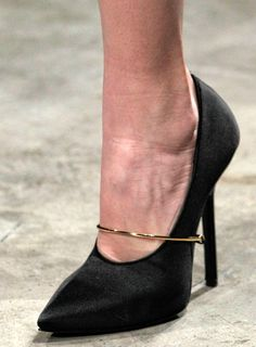 Love these. High heels were invented by a woman who had been kissed on the forehead. ~ Christopher Morley