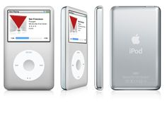 iPod classic - Yeah, I want one of these.