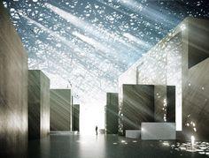 Jean Nouvel Louvre Art Gallery