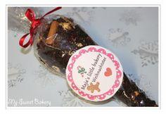 Geschenk 3. Advent * Maja von My Little Bakery an Nadine von My sweet Bakery * Weihnachtstee