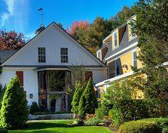 The White Barn Inn, Kennebunkport…I would LOVE to go back!