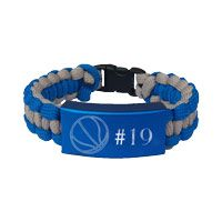 Never Back Down Mantraband Bracelet Field Hockey Gifts Pinterest Cords Braceletantra