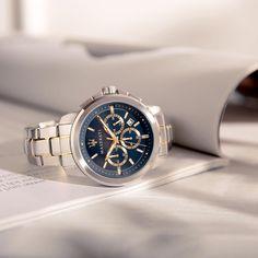 Elegant Watches, Maserati, Michael Kors Watch, Accessories, Fashion, Presents For Men, Clock, Nice Asses, Moda