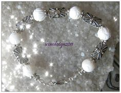 @BlackCoral4you Like Beautiful Handmade Silver Bracelet with Carved White Coral by @IreneDesign2011