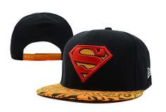 Superman Snapback Hat (17) , wholesale online  $5.9 - www.hatsmalls.com