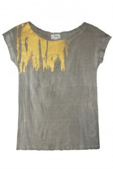 Raven and Lily's shirts are hand-printed in Cambodia, eco-friendly, and made with remnant, natural-dyed jersey cotton by at-risk women | Look for their beautiful jewelry as well | ravenandlily.com