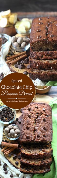 Spiced Chocolate Chi