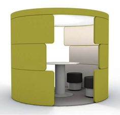 90 Innovative Office Designs - From Garden Office Pods to Living Desk Gardens (CLUSTER)