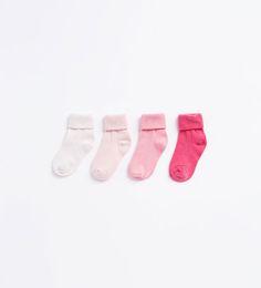 Pack of four socks