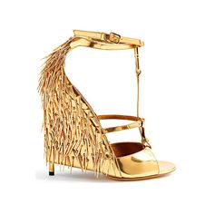 OOOK - Tom Ford - Women's Shoes 2013 Spring-Summer - LOOK 29 |... ❤ liked on Polyvore