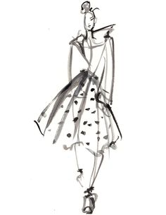 Ashish runway, Danielle Meder
