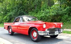 2015 Hemmings Motor News Concours d'Elegance set to celebrate Ford Thunderbird's anniversary