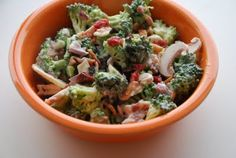 Everyday Insanity...: Broccoli Salad